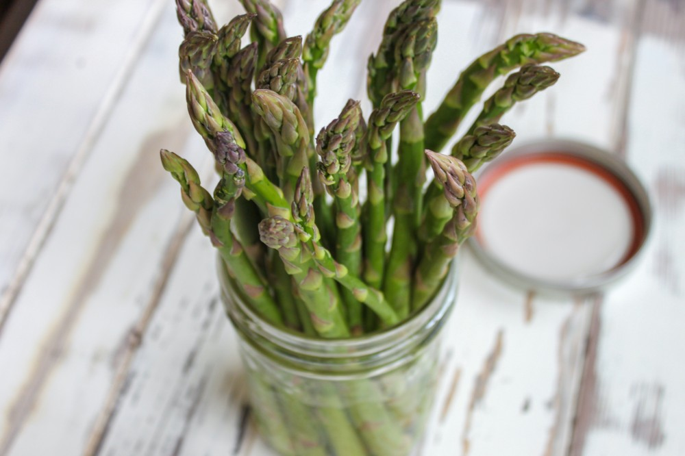 Save Your Asparagus With This Storage Tip
