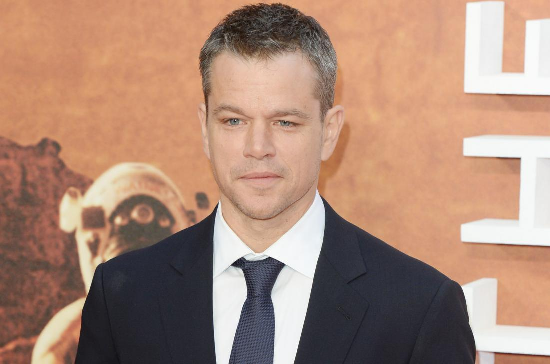 Matt Damon1