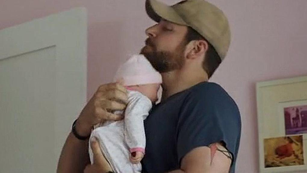 American Sniper The Fake Baby