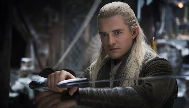 Lord Of The Ringsthe Hobbit Legolas Eyes