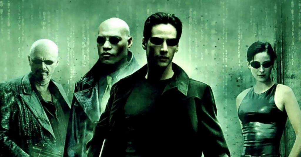 Matrix The Pre Broken Pillars