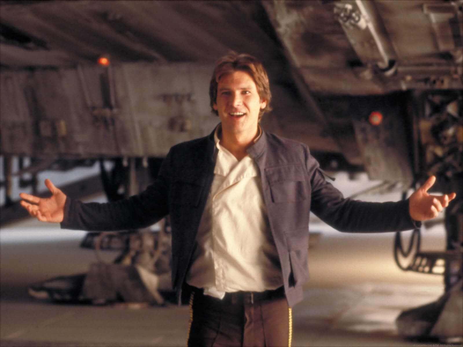 Star Wars Episode V Vanishing Jacket