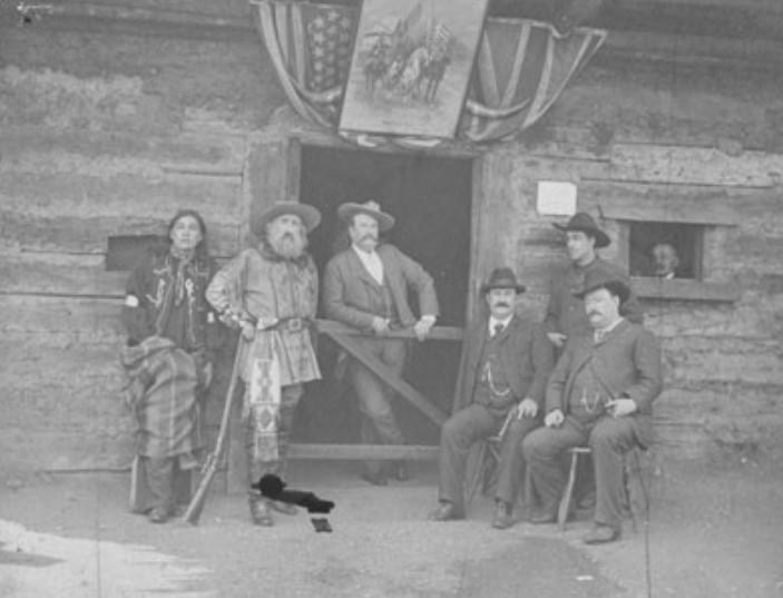 Buffalo Bill's Troupe