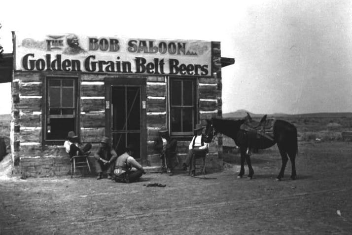 Bob Leavitt's Saloon