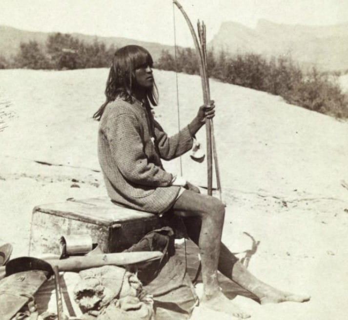 Mojave Native American