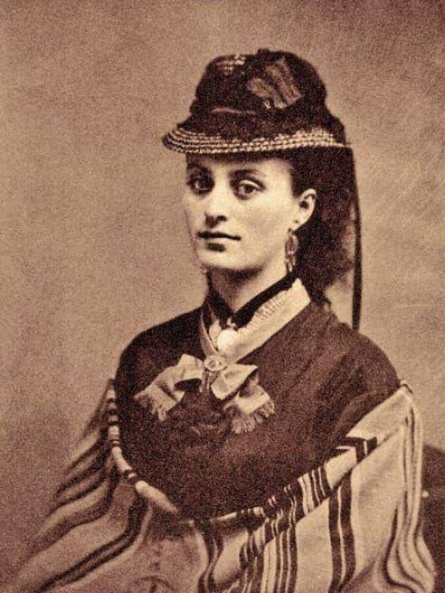 Louisa Earp Morgan Earp's Wife