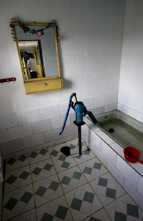What A Bathroom