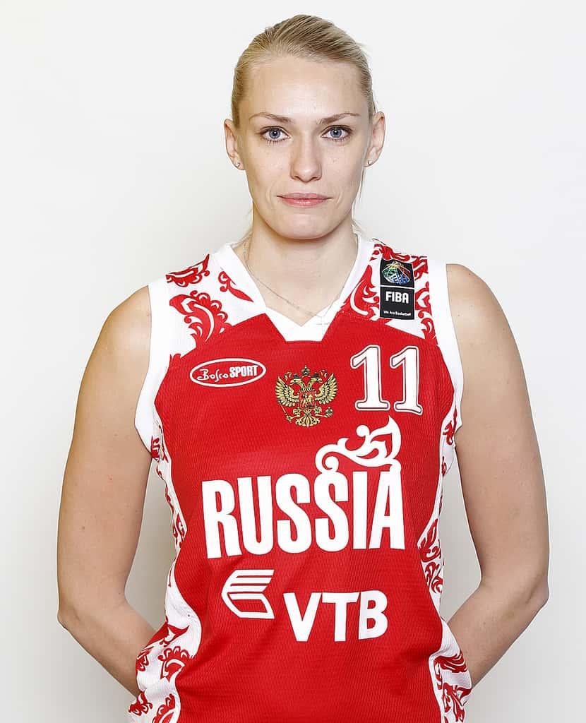 11 Maria STEPANOVA (RUSSIA)