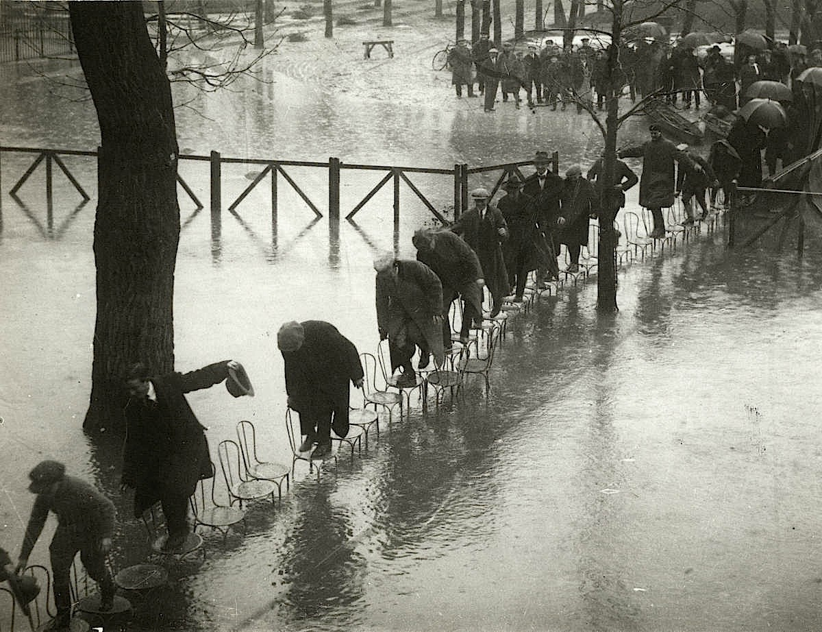 1910 Great Paris Flood