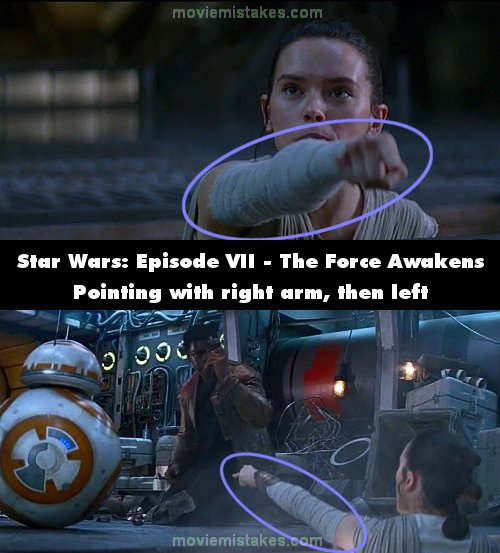 Star Wars Episode VII Pointer
