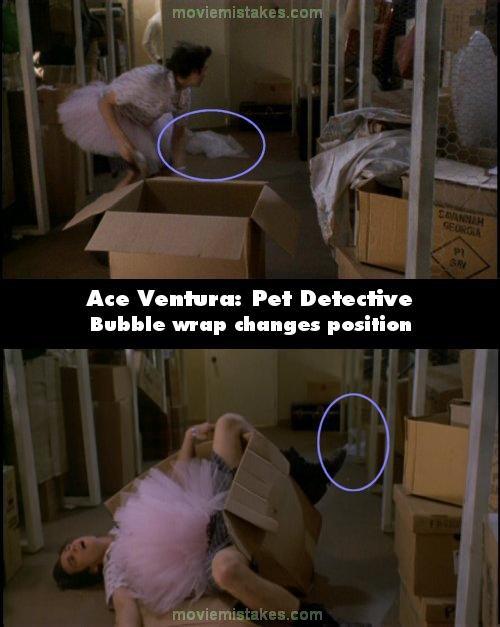 Ace Ventura Pet Detective Box Switch