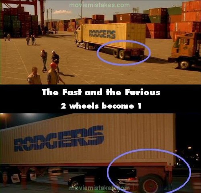 Fast And The Furious Tires