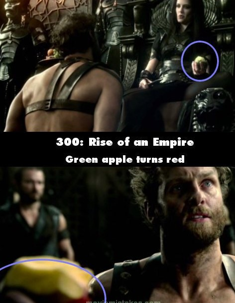 300 Rise Of An Empire Apples To Apples