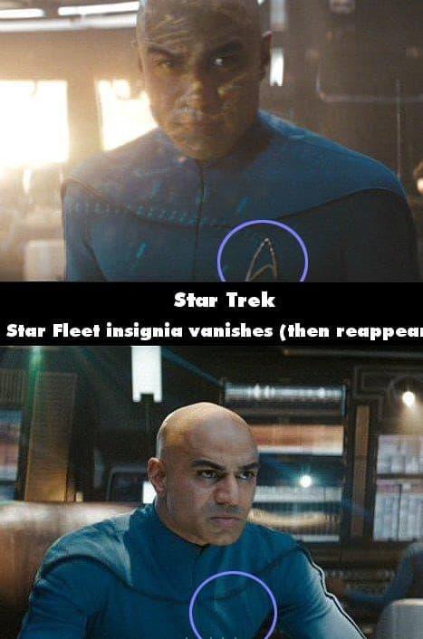 Star Trek Insignia