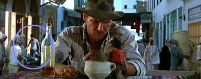Raiders Of The Lost Ark Modern Extras