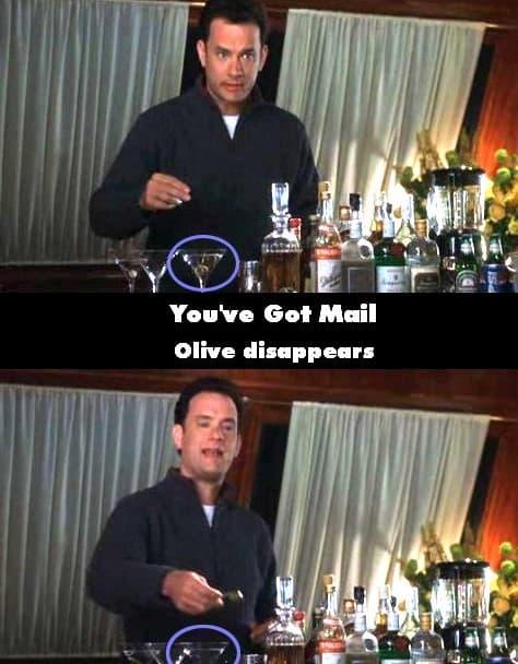 Youve Got Mail Missing Olive
