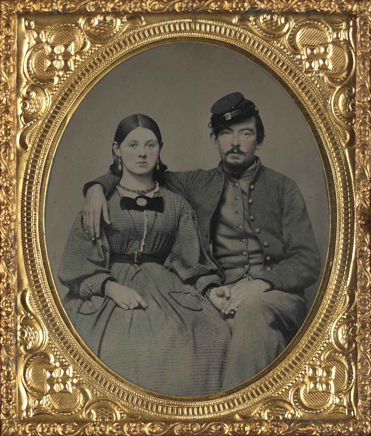 Ambrotype Photograph