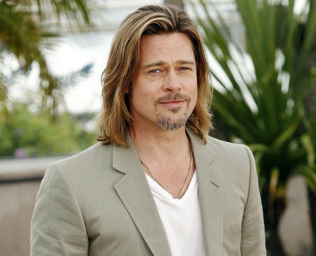 Brad Pitt – 52!