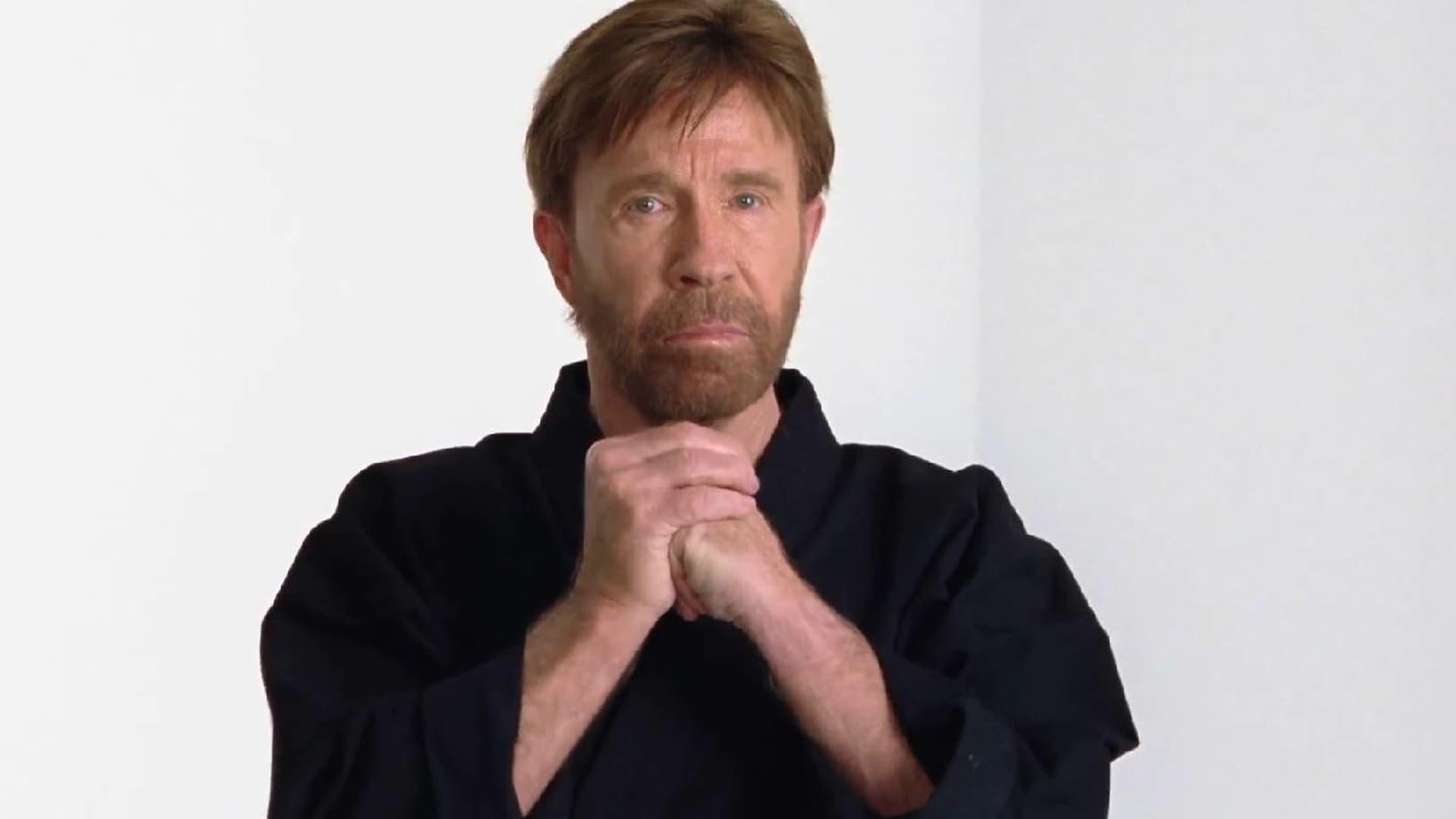 Chuck Norris – 76!