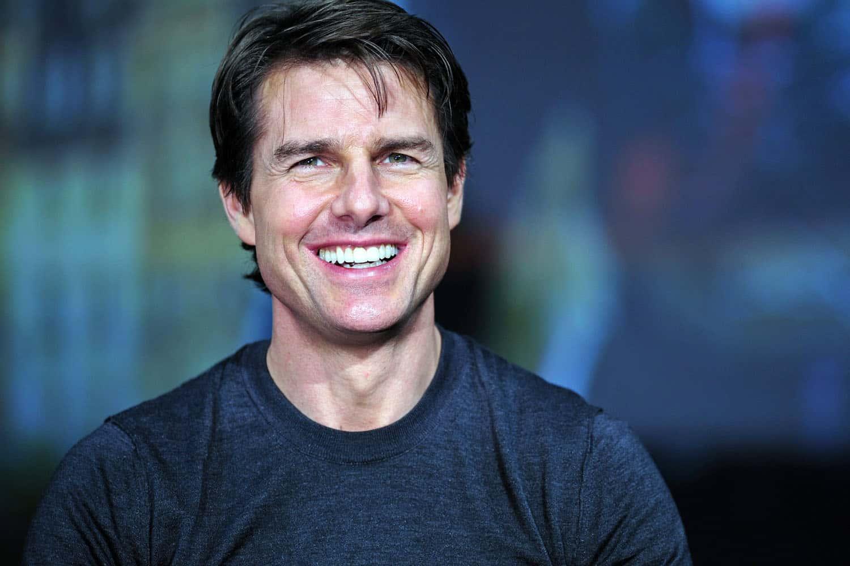 Tom Cruise – 54!