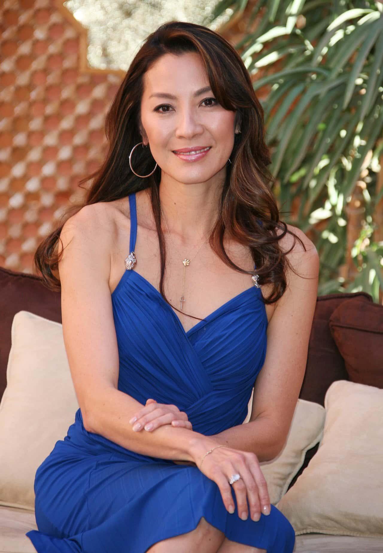 Michelle Yeoh