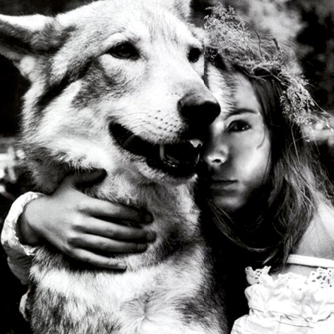 Mexico's Wolf Girl