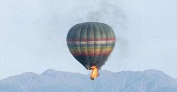 2012 Carterton Hot Air Balloon Crash