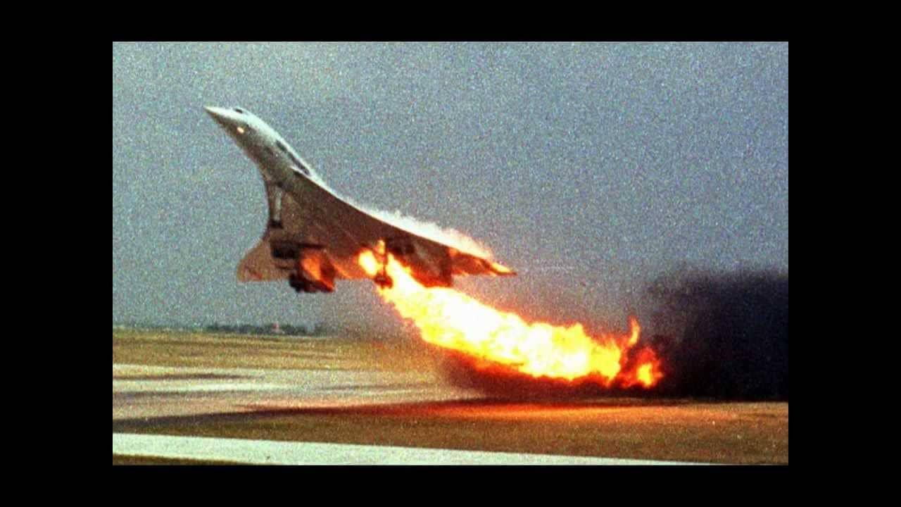 Concord Air France Flight 4590