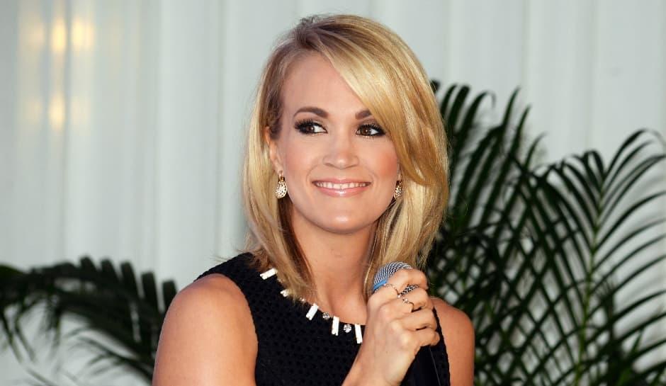 Carrie Underwood – $70 Million