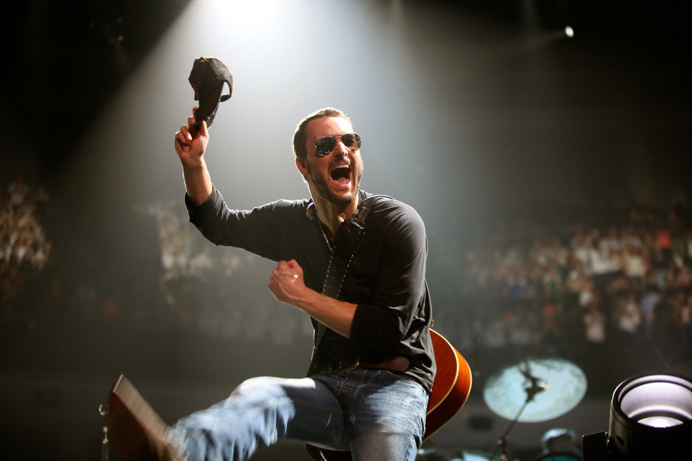Eric Church – $10 Million