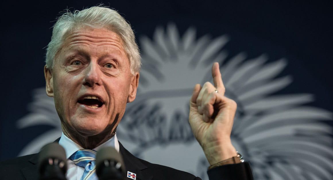 Bill Clinton – Estimated Net Worth $80m