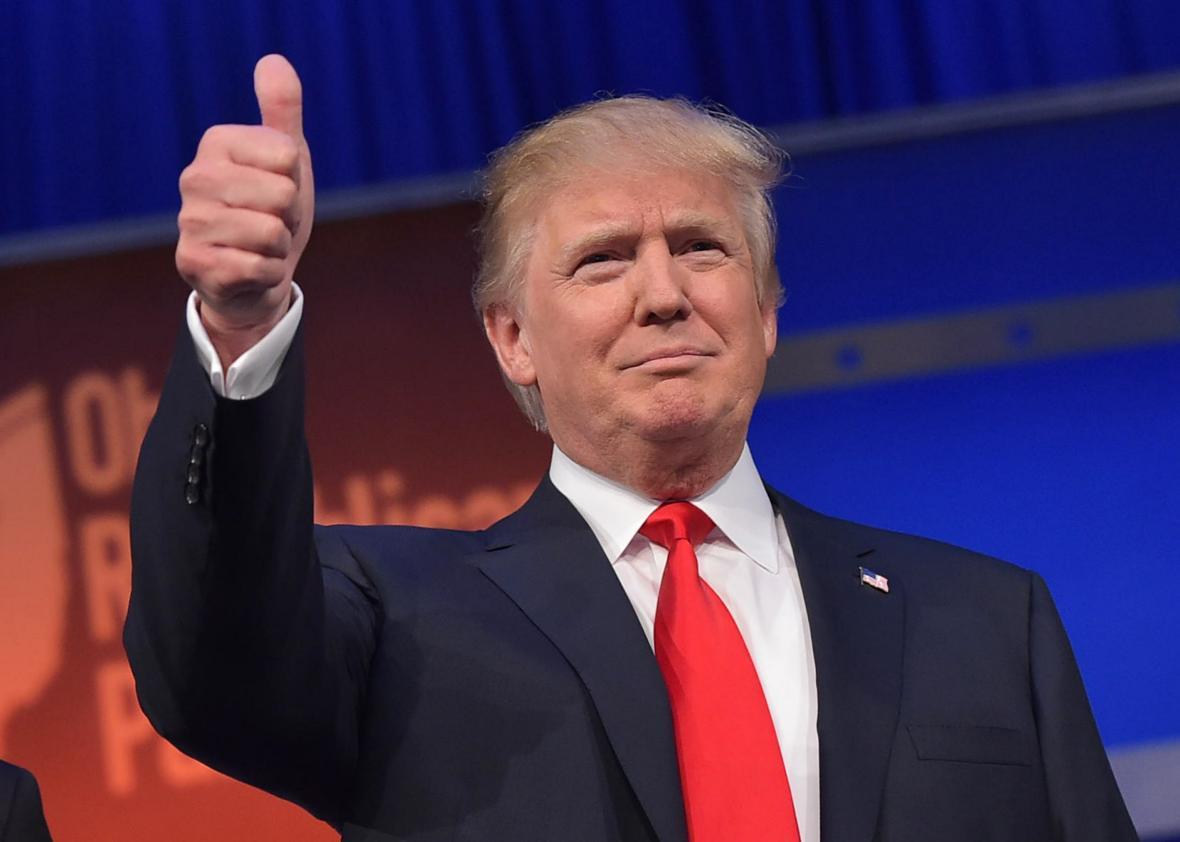 Donald Trump Estimated Net Worth $3.7bn