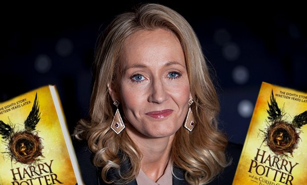 J.K. Rowling – $1bn