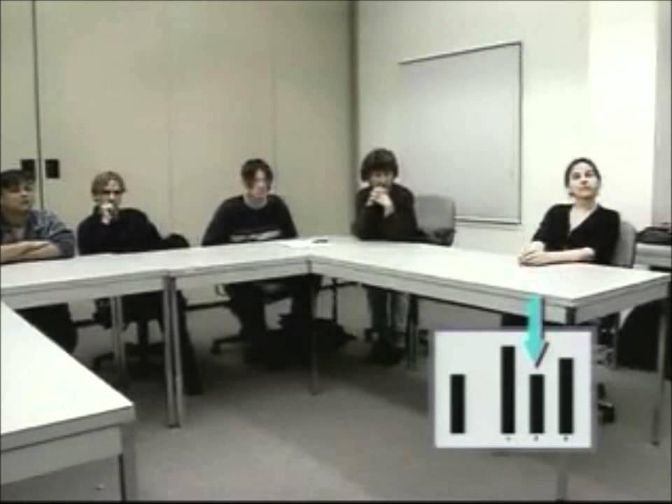 Asch Conformity Experiments