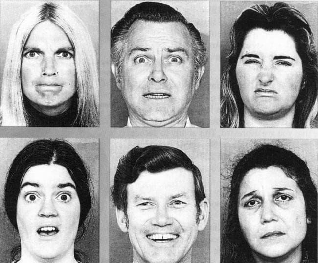 Landis' Facial Expressions