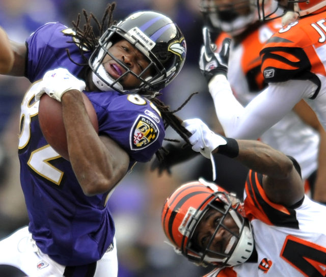 Image: Adam Jones, Torrey Smith