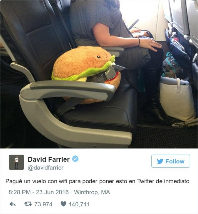 Burger Is Safe Tho