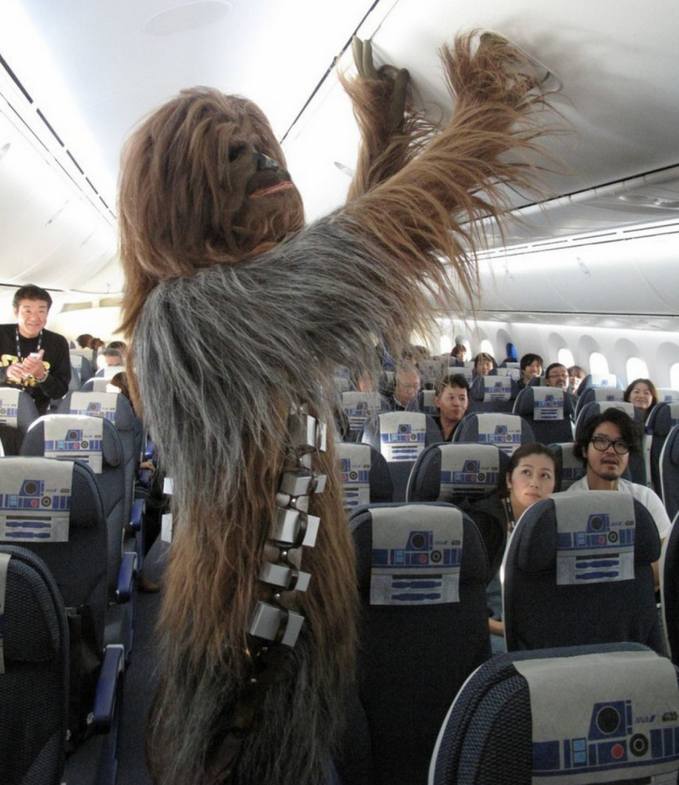 Chewbacca Need We Say More