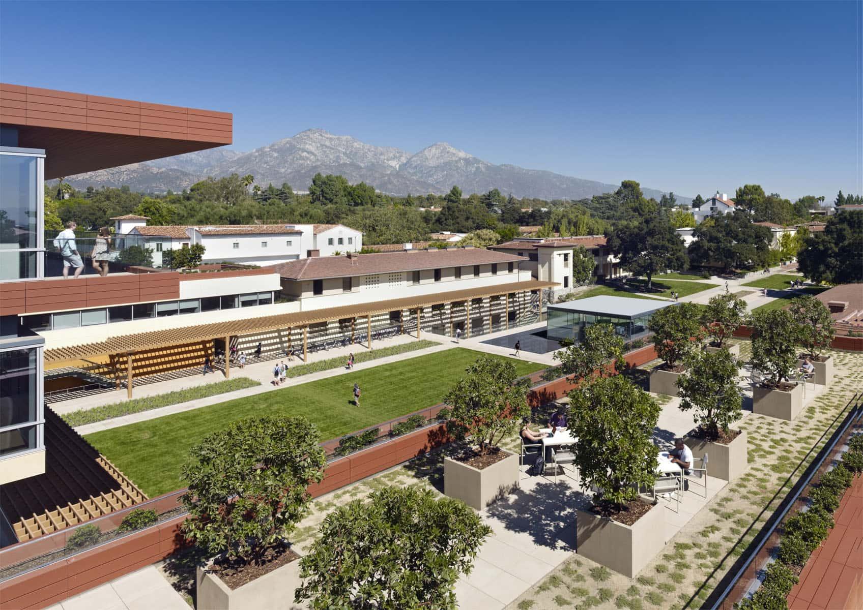 Claremont McKenna College Kravis Center