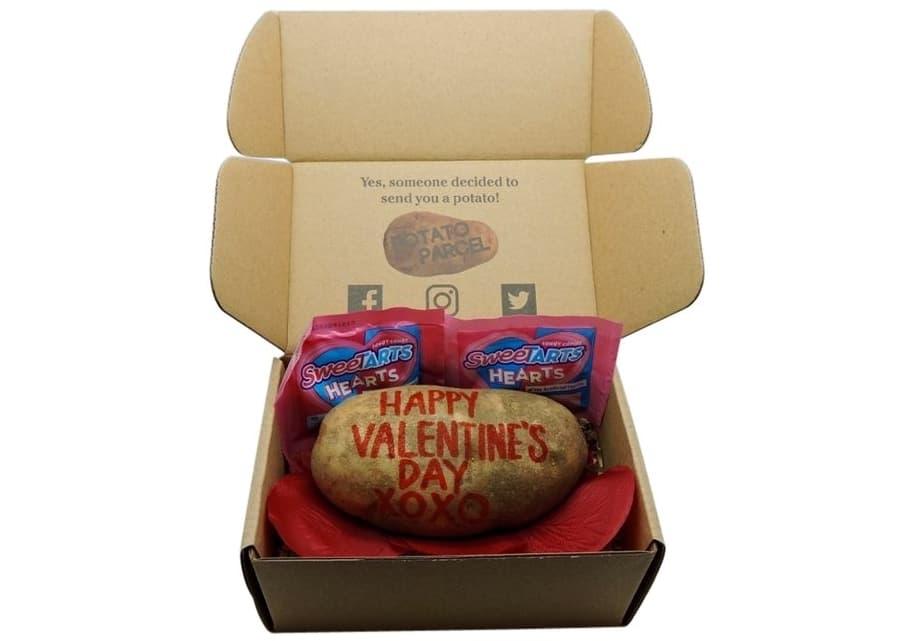 Potato Parcel Products