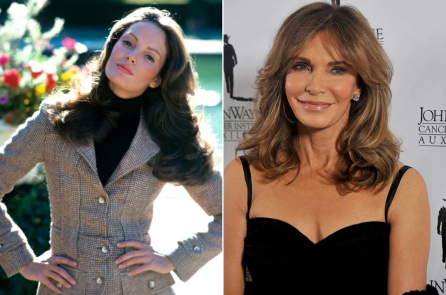 JACLYN SMITH, 73 YEARS OLD