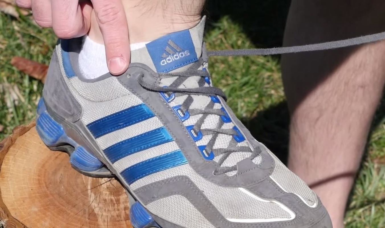 Extra Holes In Sneakers