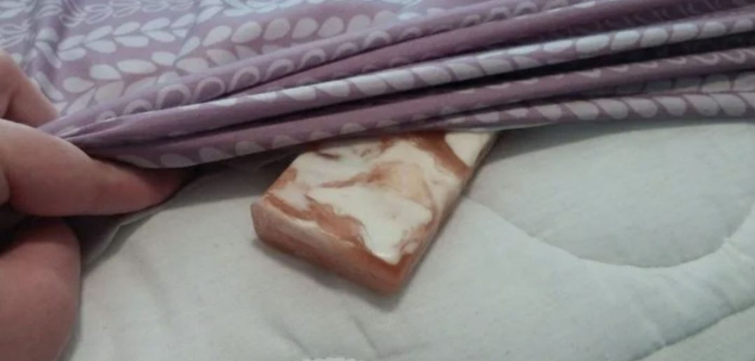 Sleep With A Bar Of Soap Under Your Sheets