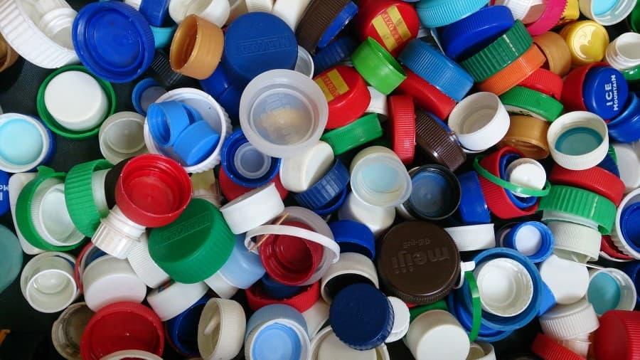 Discs Under Bottle Caps